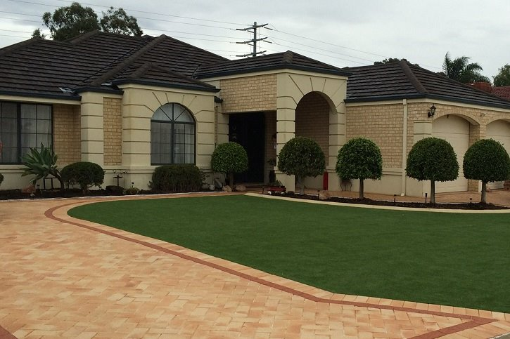 Our work exact landscaping perth professional garden for Landscape design jobs perth