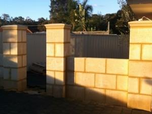 Exact Landscaping Perth Limestone
