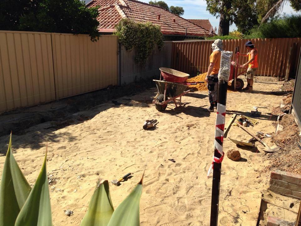 Exact Landscaping Booragoon, Perth
